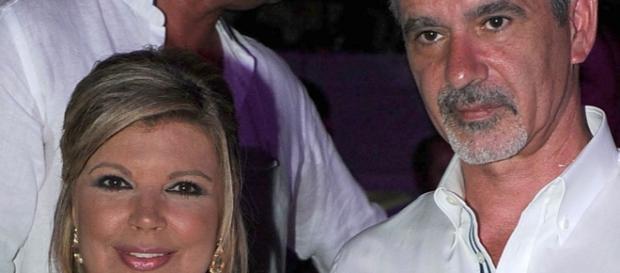 Terelu Campos y José Valenciano se separan