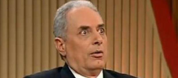 William Waack desabafa ao vivo sobre Dilma