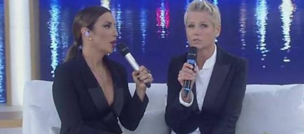 Xuxa exibe show de drag queens