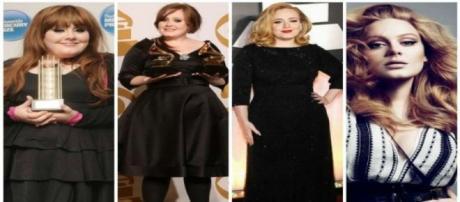 Adele ha perso 30 Kg in tre anni.
