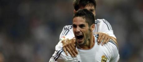 Spanish Real Madrid star - Isco.