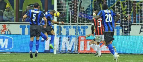 I probabili titolari della sfida tra Inter e Milan