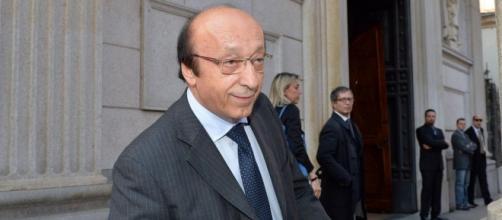 Luciano Moggi assolto dall'accusa di diffamazione