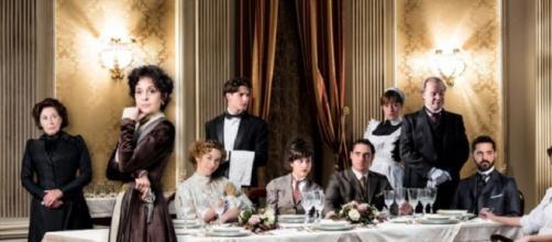 Replica Grand Hotel 3^ puntata.