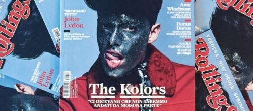 The Kolors sulla copertina di Rolling Stone