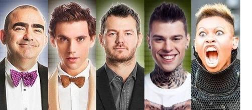 X Factor 2015 in onda su Sky, MTV, Cielo