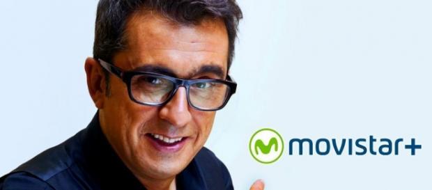 Andreu Buenafuente aterriza en Movistar +