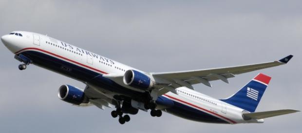 Avión de la compañía británica British Airways