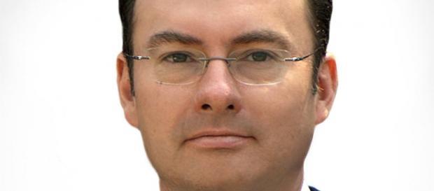 El Secretario de Hacienda, Luis Videgaray. CC