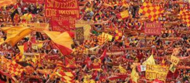 Il Lecce deve affrontare la Juve Stabia.