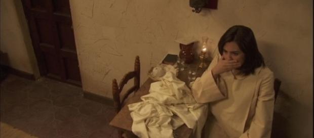 Il Segreto 14 settembre 2015: Maria rinchiusa
