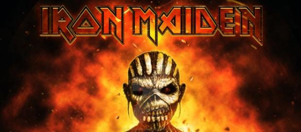 Iron Maiden regressa com The Book Of Souls