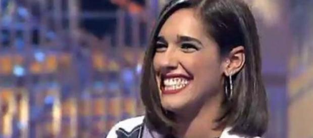 Lucía Parreño, con su nuevo look