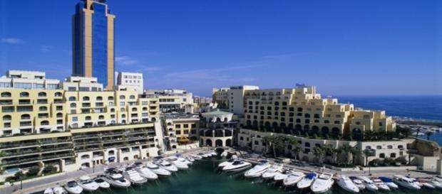 Porticciolo turistico maltese di Portomaso