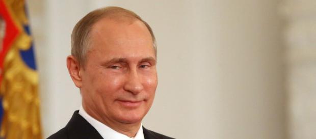 Władimir Putin (The Irish Sun By KIERAN DINEEN)