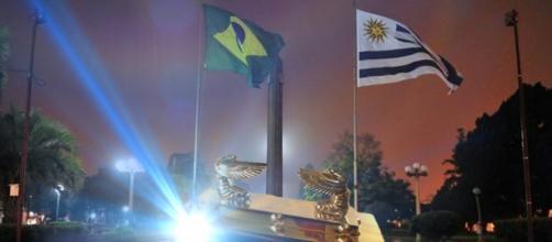 A Arca da Aliança beneficiou dois países