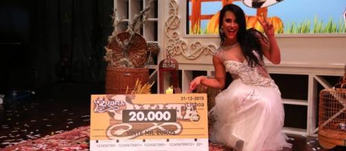 A brasileira Kelly Medeiros sagrou-se vencedora