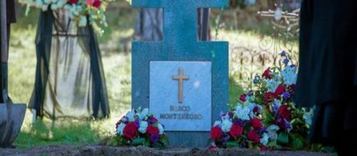 Il Segreto, la tomba del povero Bosco