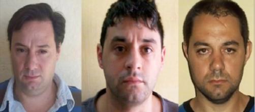 Los tres profugos de el penal bonaerense C5N