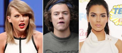 Taylor Swift ficou chocada com a novidade