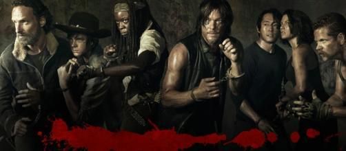 The Walking Dead, una de las series de más éxito