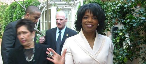 Oprah endorses Weight Watchers (Wikimedia)