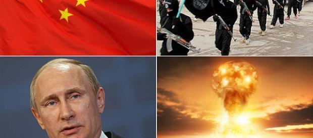 Amenintari de securitate la adresa Rusiei