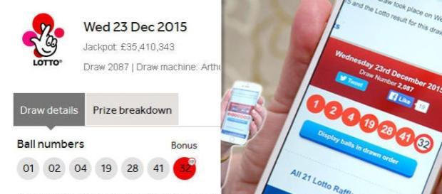 Ghinion la marea extragere a loteriei de Crăciun