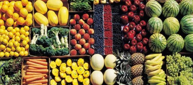 In crescita la richiesta di frutta e verdura.