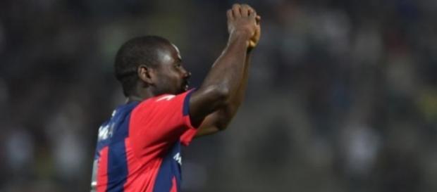 Mamadou Tounkara, attaccante del Crotone.