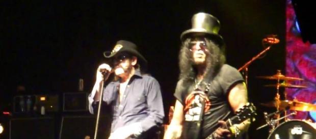 Slash tocó 'Ace of Spades' de Motorhead