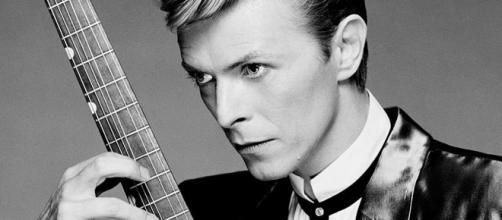 """David Bowie famoso come """" il Duca Bianco"""""""