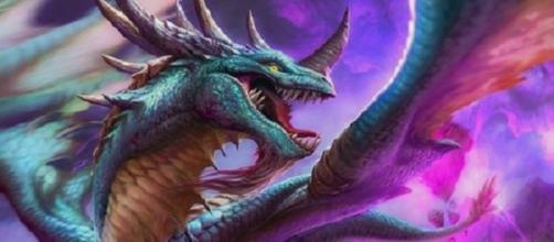 'Draco Azur' nos permite robar e infligir más daño
