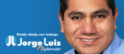 Fotografía: Twitter Jorge Luis Preciado