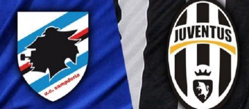 Sampdoria-Juventus DIRETTA ore 20.45