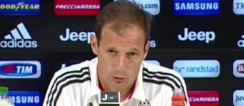 Sampdoria-Juventus ultime notizie: Allegri