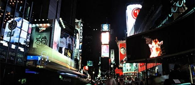 Al Esnaporaz, Times Square, NY
