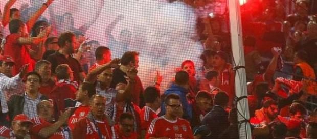 Benfiquistas podem causar problemas ao Benfica
