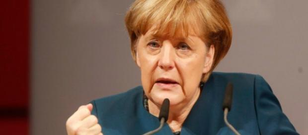 Cancelliera Angela Merkel, Germania.