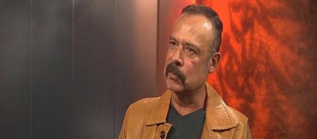 """El actor Irineo Álvarez interpreta a """"El Chapo""""."""
