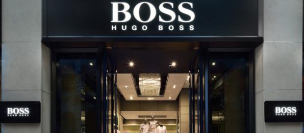 Loja da Hugo Boss - Foto: Rerodução eMAG