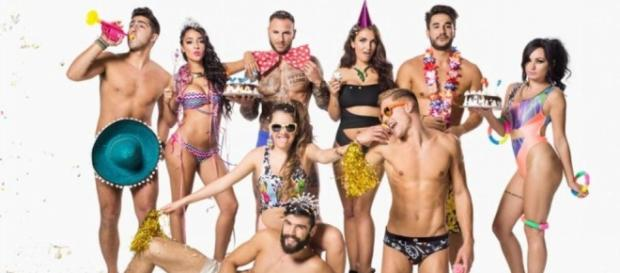 Los concursantes de Super Shore de la MTV