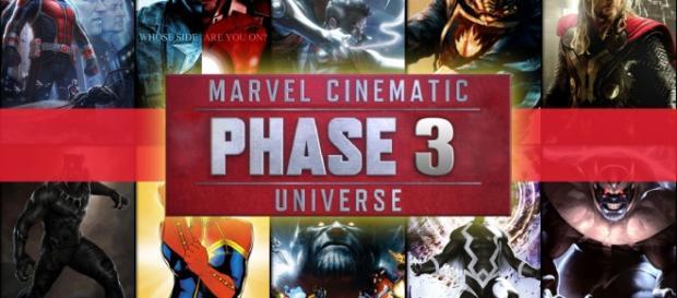 Marvel presenta su organigrama hasta el 2020