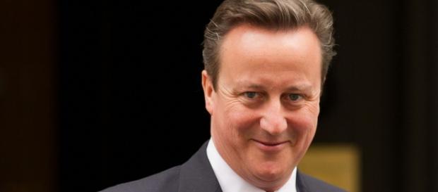 Primeiro-ministro - David Cameron