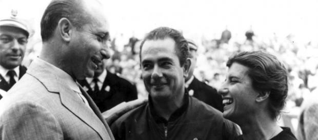 se destacó en el GP de Bélgica-1958