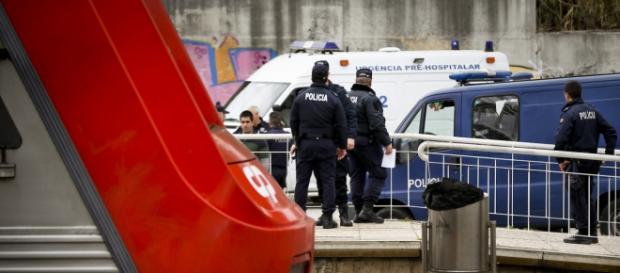 Ser polícia é decididamente ter profissão de risco