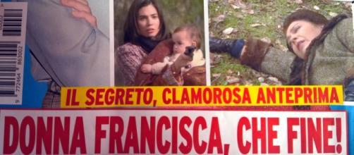 Anticipazioni Il Segreto: Maria spara a Francisca