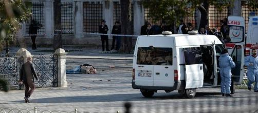 Atentado terrorista en Estambul. 10 fallecidos