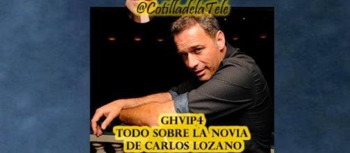 Carlos Lozano, concusante de GH VIP 4