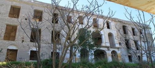 El orfanato abandonado de Valle Perdido